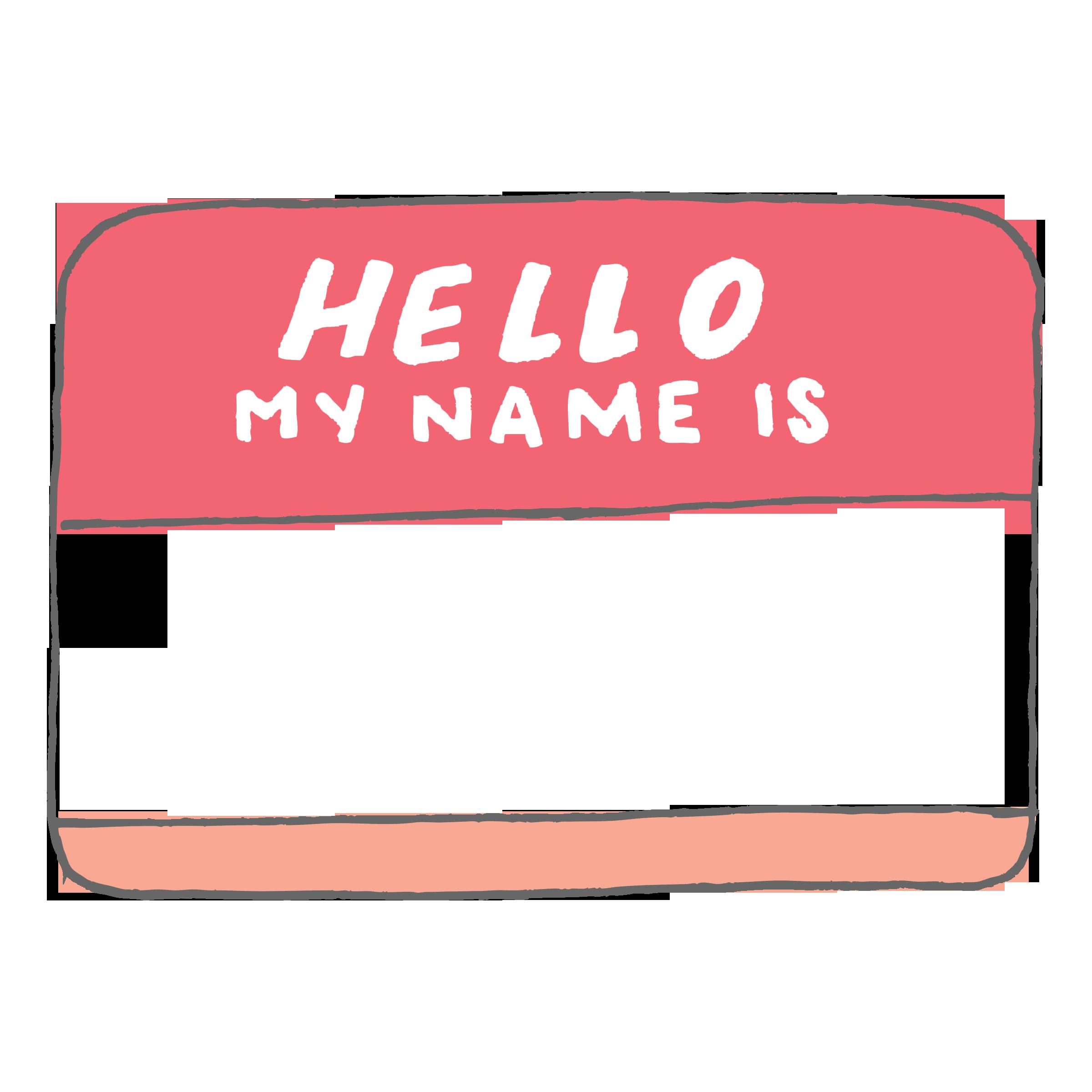Name Badge Logo